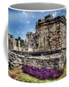 Tulum Temple Ruins Coffee Mug