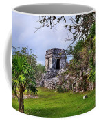 Tulum Watchtower Coffee Mug