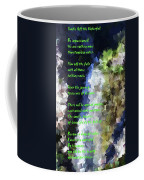 Tumble Off The Waterfall  Coffee Mug