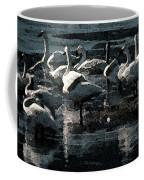 Tundra Swans Coffee Mug