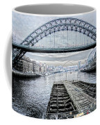 Tyne Bridge, Newcastle Coffee Mug