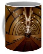 Tunnel Abstract Coffee Mug