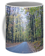 Tunnel Of Trees Coffee Mug