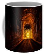 Tunnel Sparks Coffee Mug