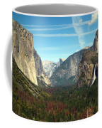 Tunnel View Yosemite Coffee Mug