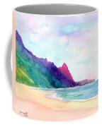 Tunnels Beach 4 Coffee Mug