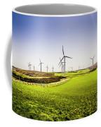Turbine Fields Coffee Mug