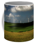 Turbines At Goonhaven Coffee Mug