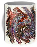 Turbulence II Coffee Mug