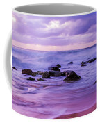 Turbulent Daybreak Seascape Coffee Mug