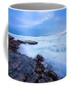 Turbulent Pacific Coffee Mug