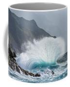 Turbulent Shore Coffee Mug