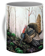 In Strut - Turkey Coffee Mug