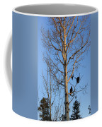 Turkey Vulture Tree Coffee Mug