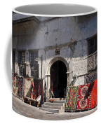 Turkish Carpet Shop Coffee Mug