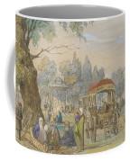 Turkish Park Coffee Mug