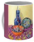 Turkish Still Life Coffee Mug