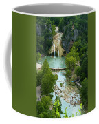 Turner Falls Grand View Two Coffee Mug