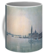 Turner Joseph Mallord William San Giorgio Maggiore In The Morning Joseph Mallord William Turner Coffee Mug