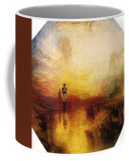 Turner Joseph Mallord William The Exile And The Snail Joseph Mallord William Turner Coffee Mug