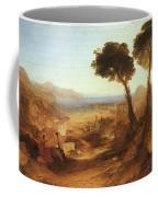 Turner Joseph The Bay Of Baiae With Apollo And The Sibyl Joseph Mallord William Turner Coffee Mug