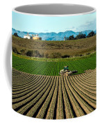 Turning The Soil Coffee Mug