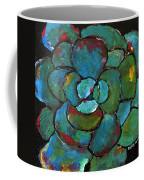 Turquoise Agave Coffee Mug