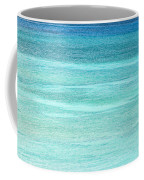 Turquoise Blue Carribean Water Coffee Mug