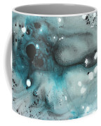 Turquoise Ecstasy By Madart Coffee Mug