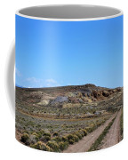 Turquoise Mine Off Hwy 142 2 Coffee Mug