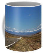 Turquoise Mine Off Hwy 142 Coffee Mug