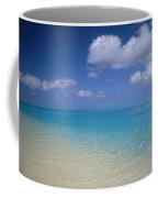 Turquoise Shoreline Coffee Mug