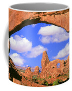 Turret Arch, Arches National Park Coffee Mug