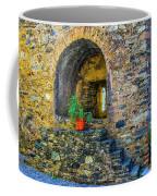 Turret Window Coffee Mug