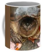 Turtle In Repose  Coffee Mug