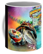 Turtle Slide Coffee Mug