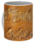 Turtle Tracks Coffee Mug