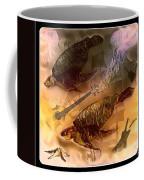 Turtles Play Yard Coffee Mug