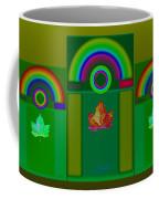 Tuscan Green Coffee Mug