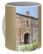 Tuscan Old Stone Building Coffee Mug