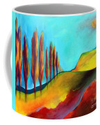Tuscan Sentinels Coffee Mug