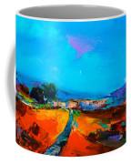 Tuscan Village Coffee Mug