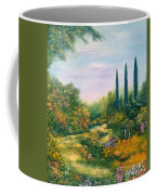Tuscany Atmosphere Coffee Mug by Hannibal Mane