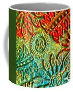Tuscany Batik Coffee Mug