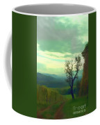 Tuscany Vineyard  Coffee Mug
