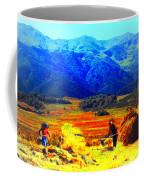Tusheti Hay Makers IIi Coffee Mug