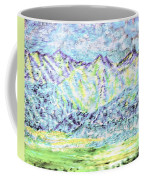 Tusheti Hay Meadows Caucasus Mountains I Coffee Mug