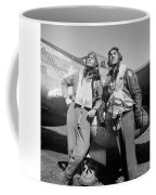 Tuskegee Airmen Coffee Mug by War Is Hell Store