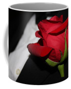 Tuxedo Boutonneire Coffee Mug