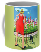 Tuxedo Cat - Edens Garden Coffee Mug